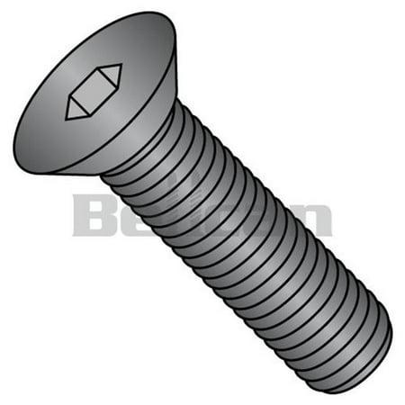 0.5-13 x 2.25 Coarse Thread Flat Socket Cap Screw, Plain - Box of 50 - image 1 de 1