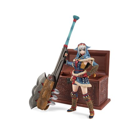 Monster Hunter DXF Hunter with Item Box and Switch Axe PVC -