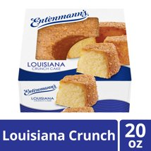 Baked Goods & Desserts: Entenmann's Crunch Cake