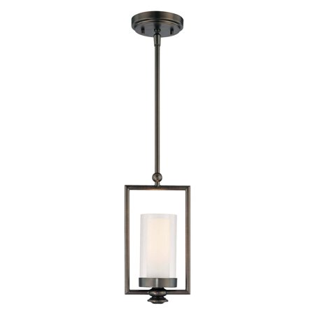 Minka Lavery Harvard Court 1 Light Mini Pendant Light