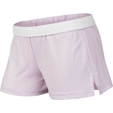 "Soffe Girls' New ""Soffe†Shorts Filtered Orchid M"