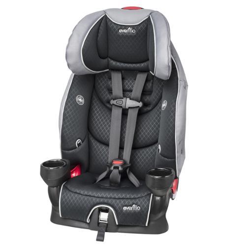 Evenflo  SecureKid LX Booster Car Seat in Raven