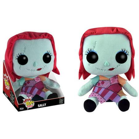 FUNKO POP! PLUSH MEGA: NIGHTMARE BEFORE CHRISTMAS - SALLY (Sally Nightmare Before Christmas)