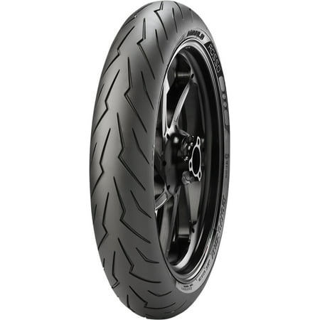 pirelli diablo rosso iii motorcycle front tire 120 70zr17 2635200. Black Bedroom Furniture Sets. Home Design Ideas