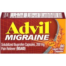 Pain Relievers: Advil Migraine