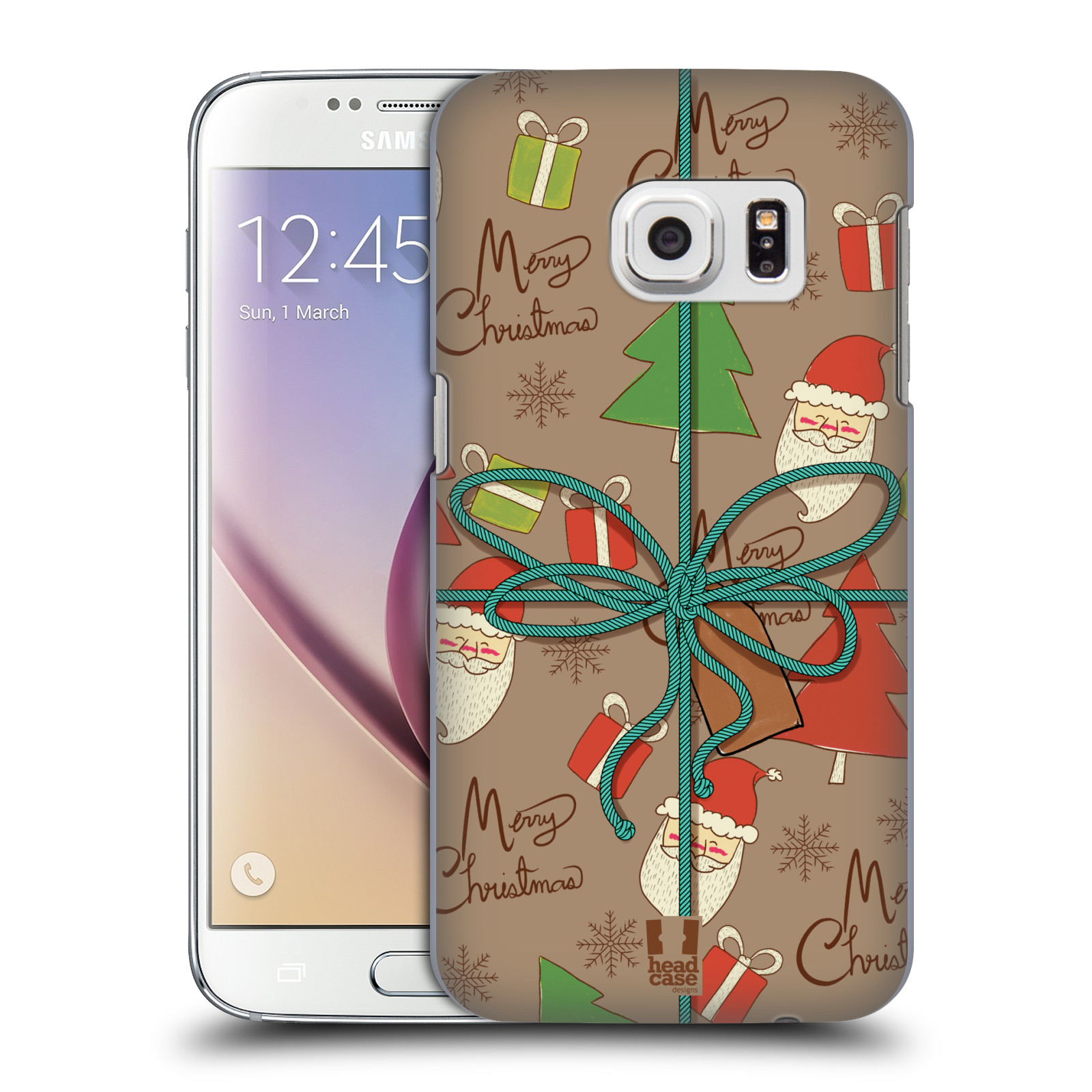 HEAD CASE DESIGNS CHRISTMAS GIFTS HARD BACK CASE FOR SAMSUNG PHONES 1