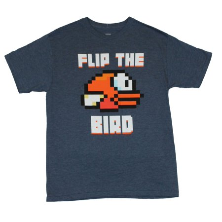 Flappy Bird Mens T-Shirt -