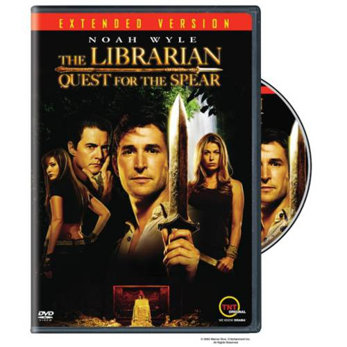 The Librarian: Quest For The Spear (Extended Version) (Widescreen)