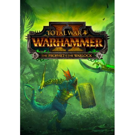 Total War: WARHAMMER II - The Prophet & The Warlock, Sega, PC, [Digital Download],