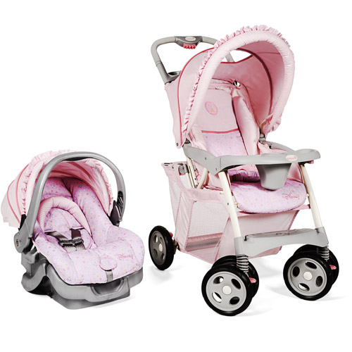 Safety 1st - Propack Baby Travel System, Disney Princess