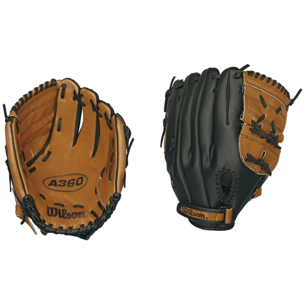 Wilson A360 Baseball Glove - Right Hand Throw - Size 11""