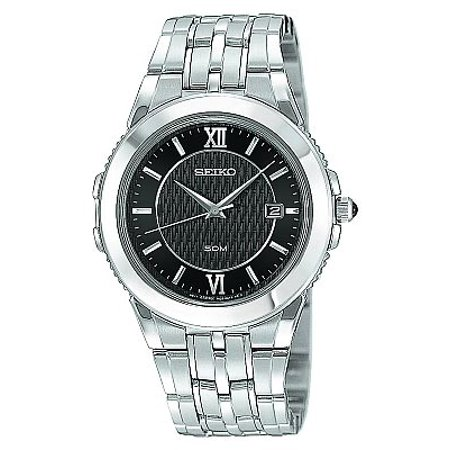 Seiko-Skk637-Mens-Stainless-Steel-Le-Grand-Sport-Black-Dial-Quartz-Watch
