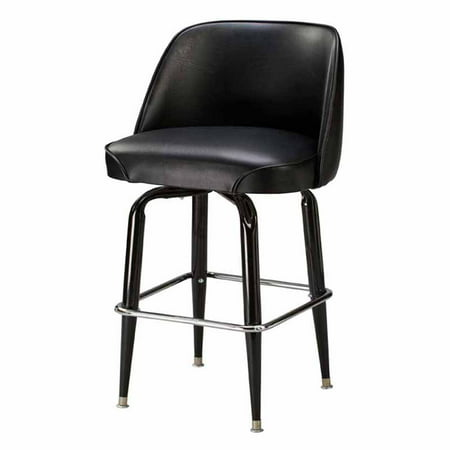Fantastic Regal Bucket Seat Classic 30 In Square Base Black Metal Bar Stool Forskolin Free Trial Chair Design Images Forskolin Free Trialorg