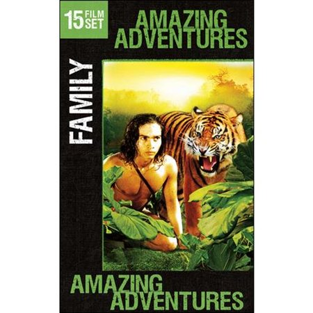 Image of 15-Movie Family Adventure Pack Volume One