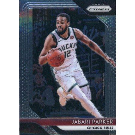 best sneakers 3d2a9 3de69 2018-19 Panini Prizm #130 Jabari Parker Chicago Bulls Basketball Card -  Walmart.com