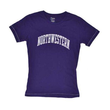 - Northwestern Wildcats Ladies T-shirt - Purple