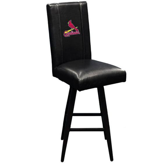 Peachy St Louis Cardinals Mlb Bar Stool Swivel 2000 Walmart Com Short Links Chair Design For Home Short Linksinfo