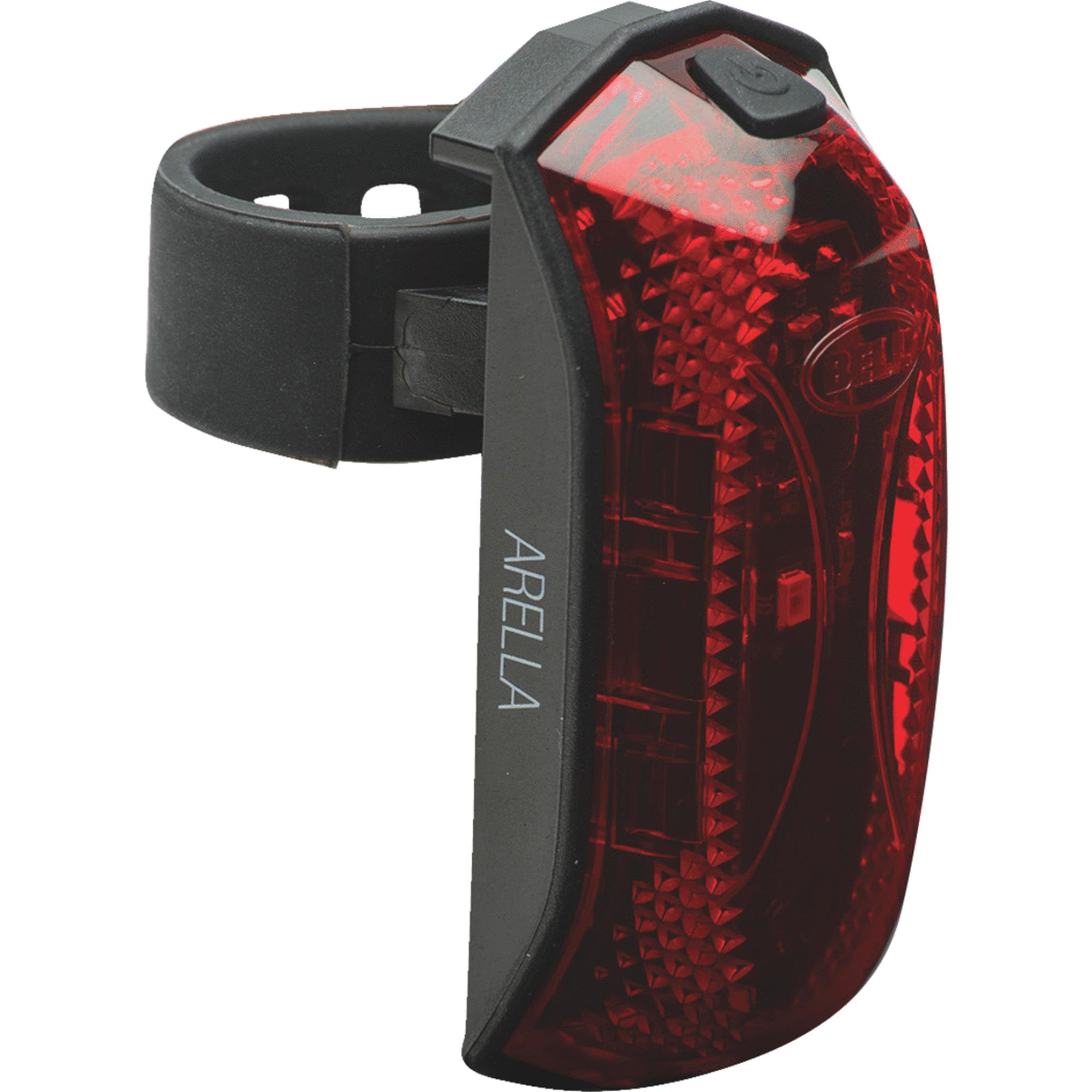 Bell Sports Arella 100 Bicycle Tail Light, Black