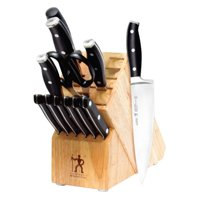 J.A. Henckels International Forged Premio 13-pc Knife Block Set