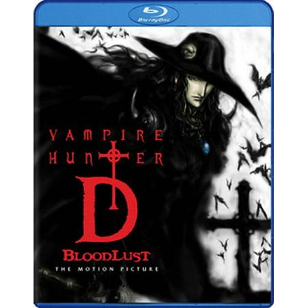 Vampire Hunter D: Bloodlust (Blu-ray)](Vampires D'halloween)