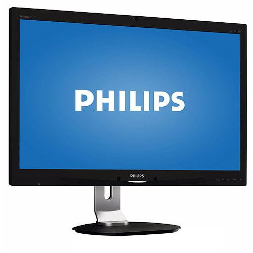 "PHILIPS 271P4QPJEB 27"" AMVA LED Monitor, 16:9, 12ms, 1920x1080, 5000:1, 300 Nit, DisplayPort/VGA/HDMI/DVI/USB, Speaker"