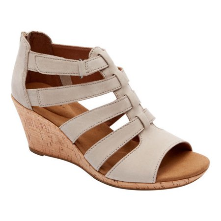 Women's Rockport Briah Gladiator Sandal Gladiator Sandals Jeans