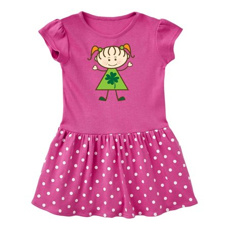 St Patricks Day Irish Girl Toddler Dress - St Patricks Day Dresses