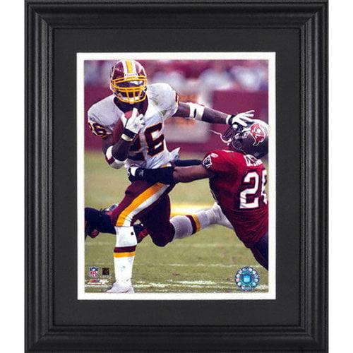 NFL - Clinton Portis Washington Redskins Framed Unsigned 8x10 Photograph
