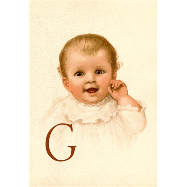 Buy Enlarge 0-587-11253-0P20x30 Baby Face G- Paper Size P20x30
