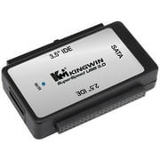 """USB 3.0 to SATA and IDE Adapter for 2.5"""" and 3.5"""" Hard Drives"""