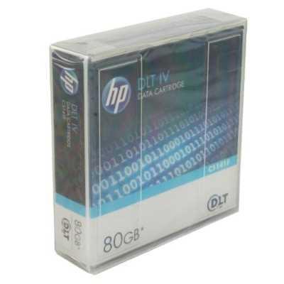 Hewlett Packard 20/40 35/70 40/80Gb Dlt Iv Cart For 4000 7000 8000