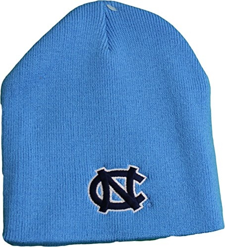 North Carolina Tar Heels Cuffless Knit Beanie Hat by NCAA