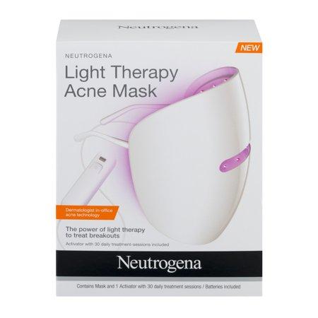 Sale Neutrogena Light Therapy Acne Mask 1 0 Kt Organic Wear Light