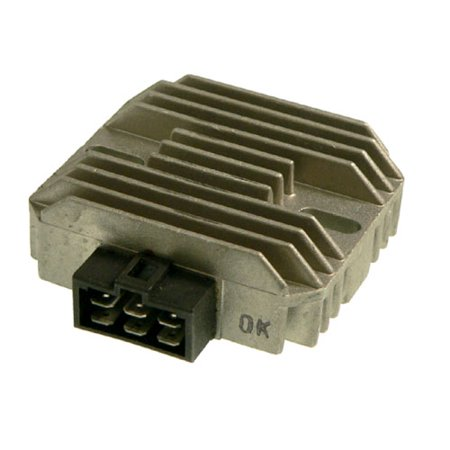 DB Electrical AKI6014 New Voltage Regulator Rectifier For Kawasaki 250 Ninja, Gpz750 Unitrak, Vn750 Vn800 Vulcan, Vn700 Vulcan, Vn 750 Vulcan, Vn800, Eliminator ESP2306