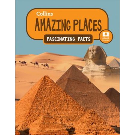 Amazing Places  Collins Fascinating Facts   Paperback