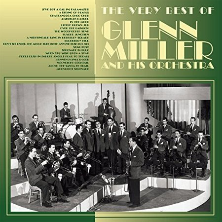 Very Best Of Glenn Miller (CD) - Glenn Miller Halloween