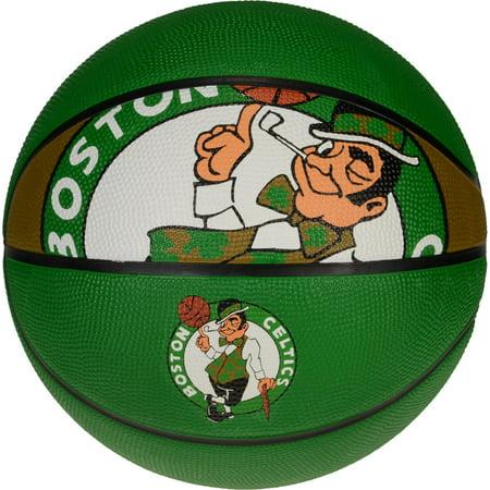 Spalding Boston Celtics Courtside Team Basketball