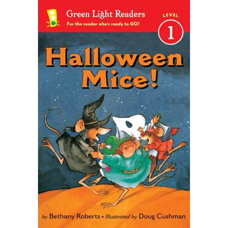 Halloween Mice! - Mouse's First Halloween Story