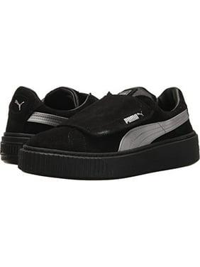 Product Image Puma Women s Platform Strap Satin En Pointe Wn Sneaker 1045fd134