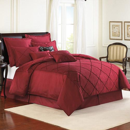 The Veratex Diamonte Comforter Set