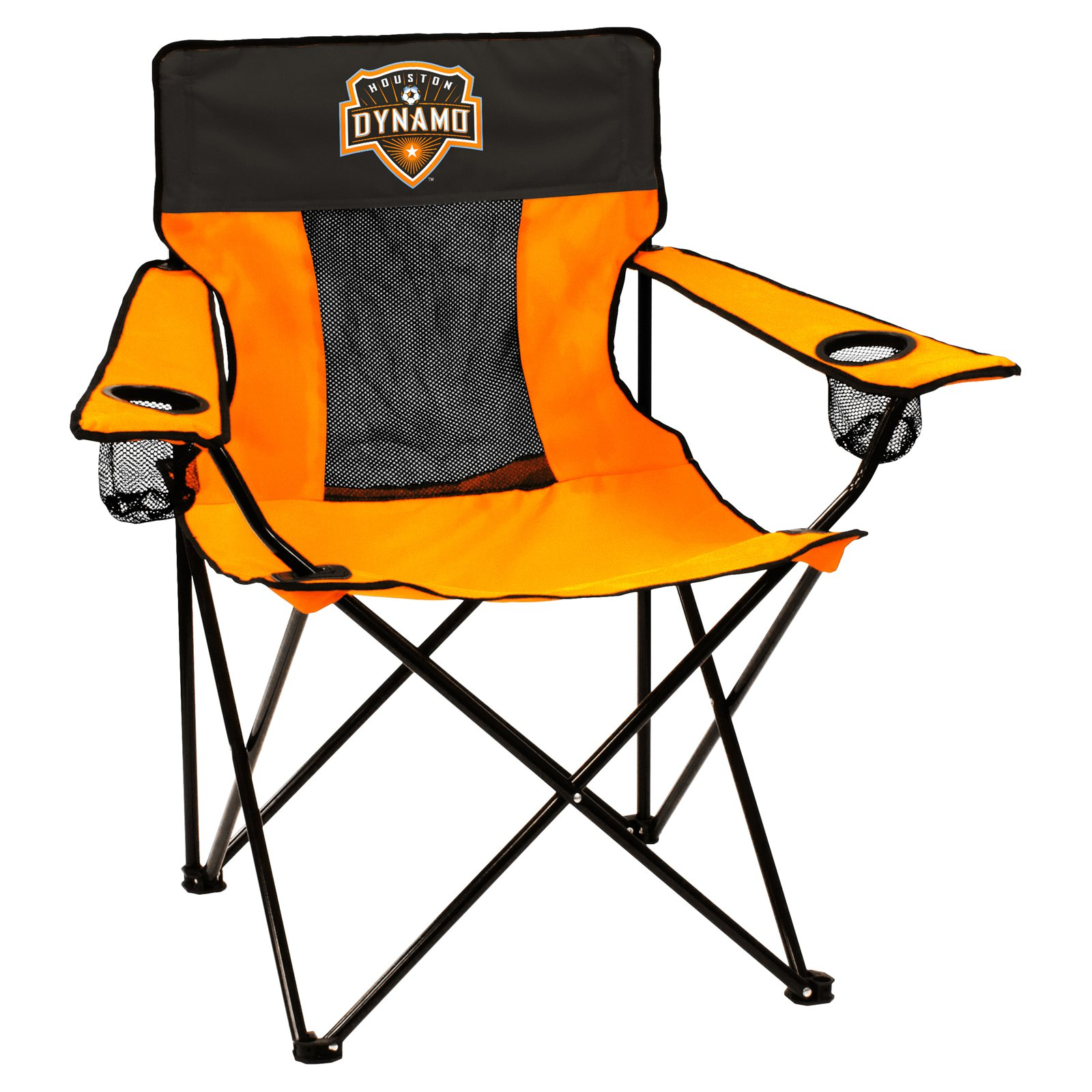 Logo Brands MLS Team Elite Folding Chair