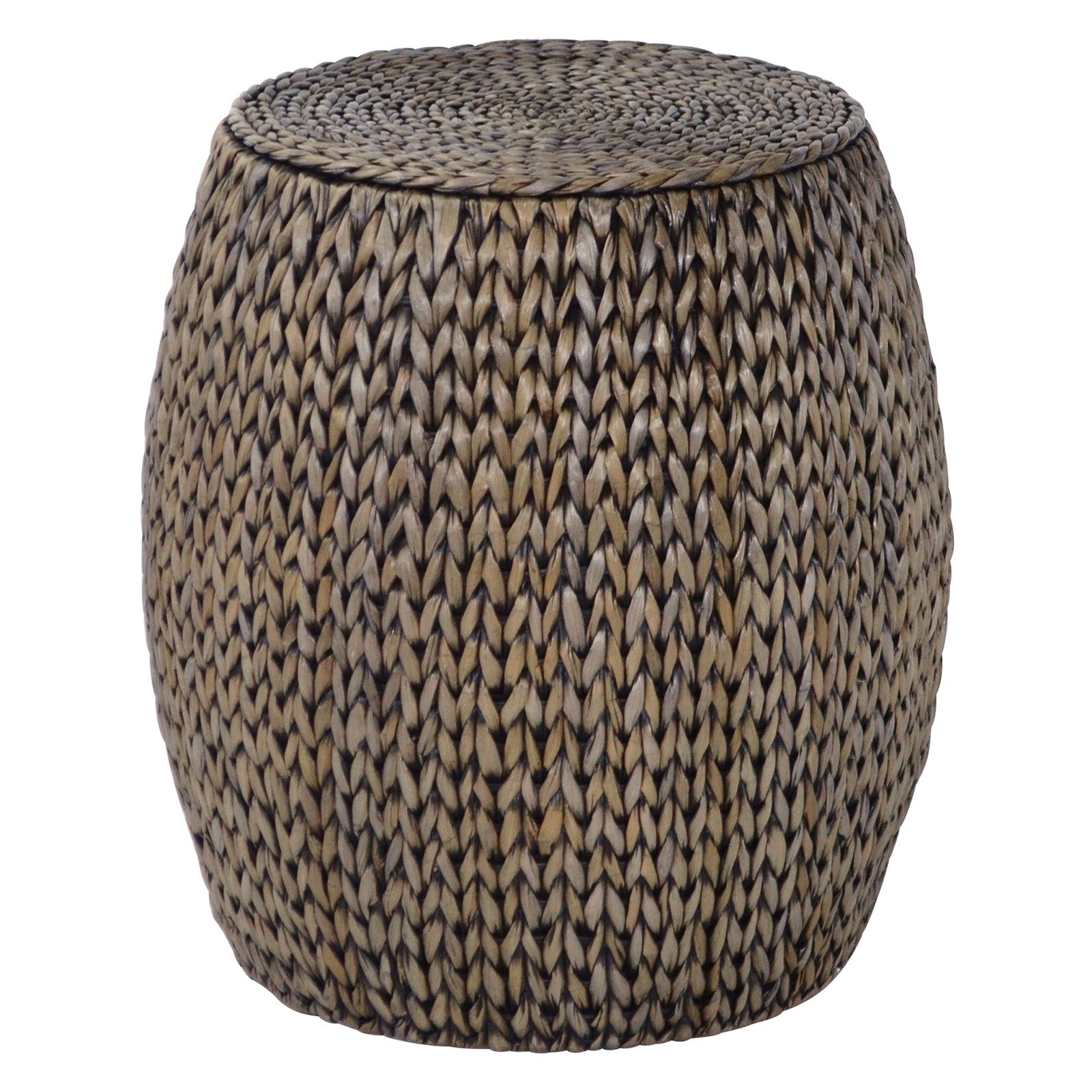 Gallerie Dcor Gallerie Decor Tall Drum Accent Table
