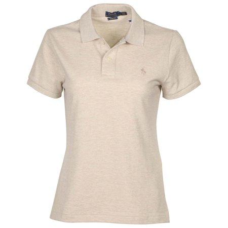 Lauren Mesh Skinny Women's Ralph Polo The Shirt VzMpSUqG