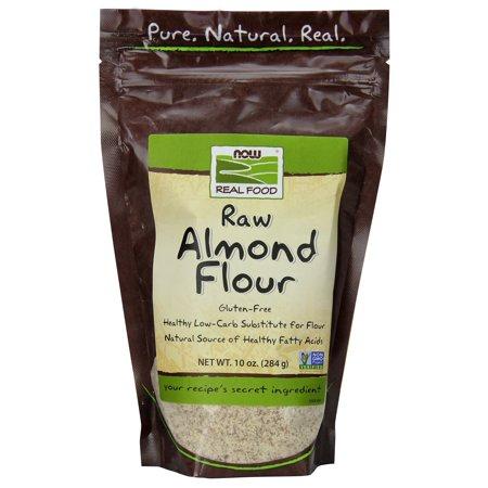 NOW Foods Real Food Almond Flour Gluten-Free 10 oz