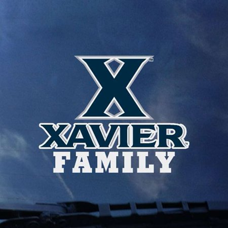 Xavier Musketeers Transfer Decal - Family](Musketeer Emblem)