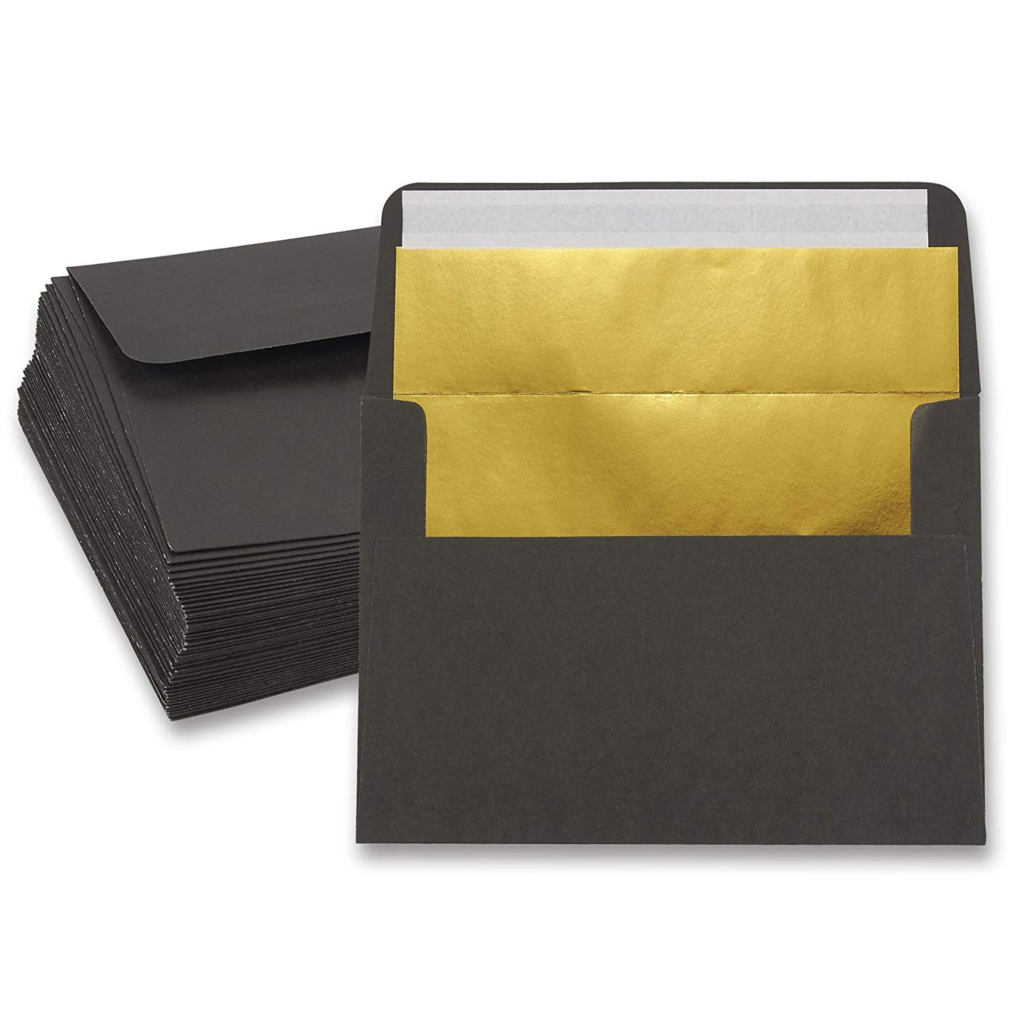Birthday Greeting Card with Matching Lined Envelope