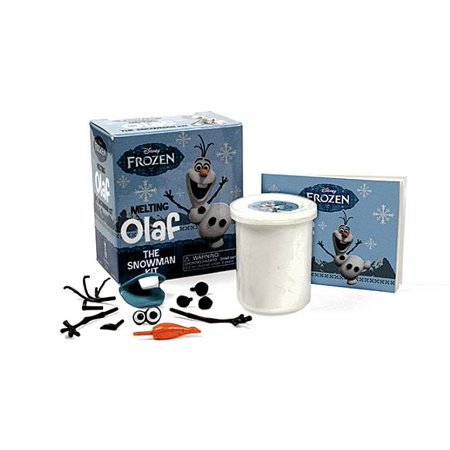 Frozen: Melting Olaf the Snowman Kit](Melting Snowman)