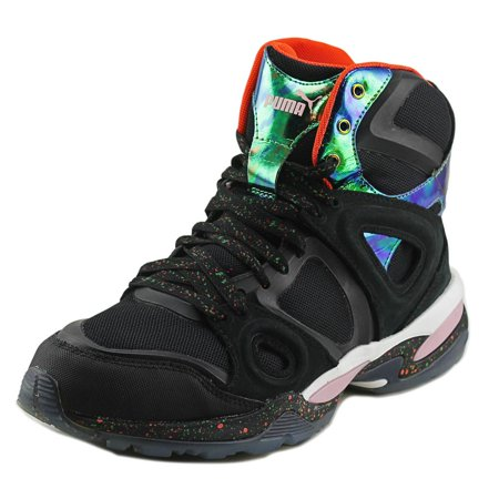 promo code b2039 89448 Alexander McQueen By Puma McQ Tech Runner Mid Synthetic Sneakers