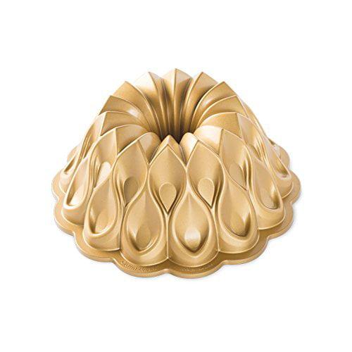 Crown Bundt Pan, Cast aluminum By Nordic Ware by