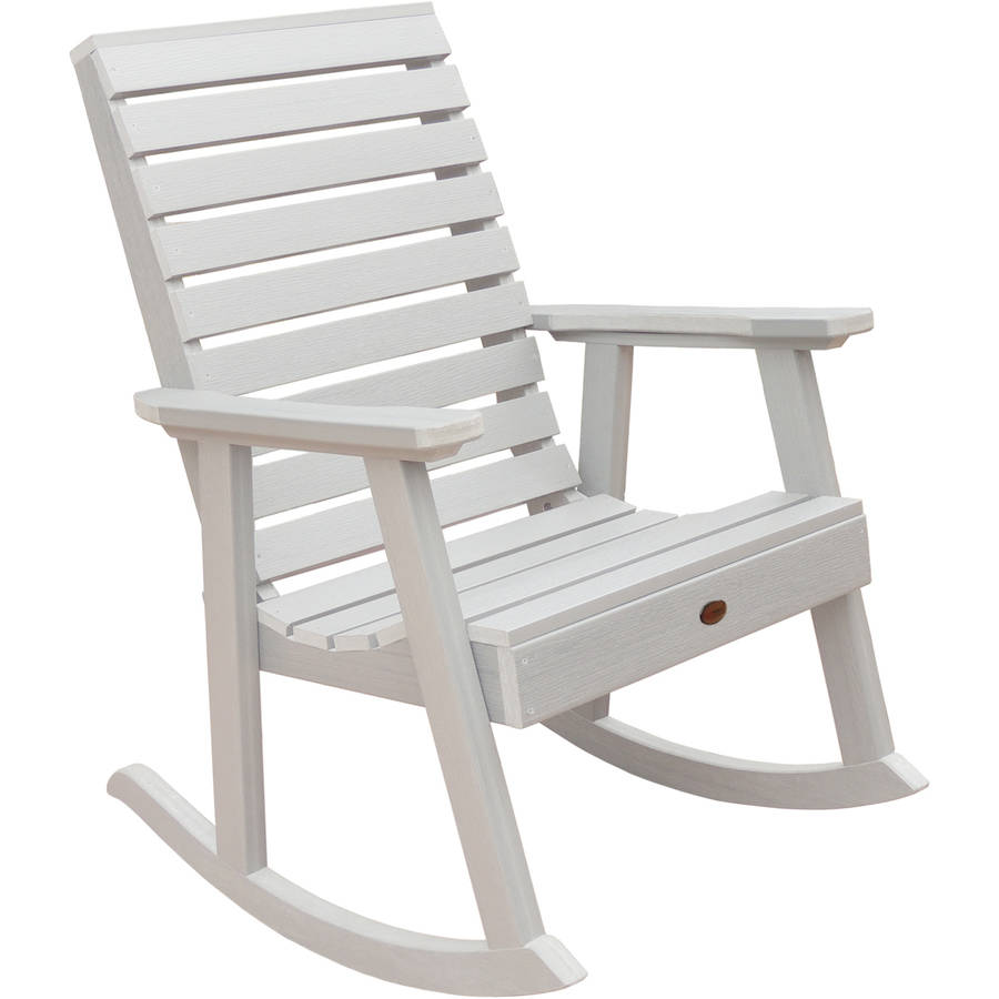 highwood® Eco-Friendly Recycled Plastic Weatherly Rocking Chair